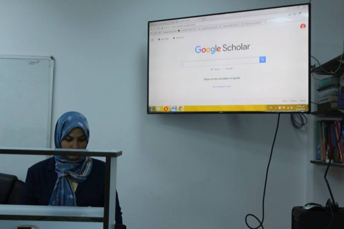google scholar work shop