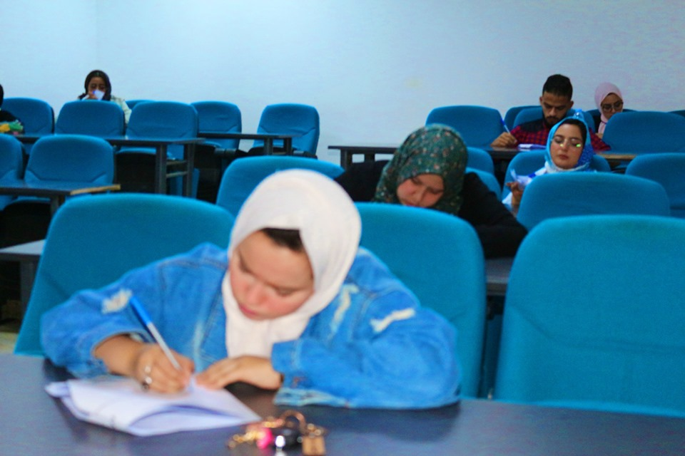 Faculty of Pharmacy Conducts Final Exams For The Academic Year 20182019
